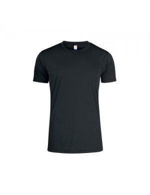 Tshirt Basic T Active Nero