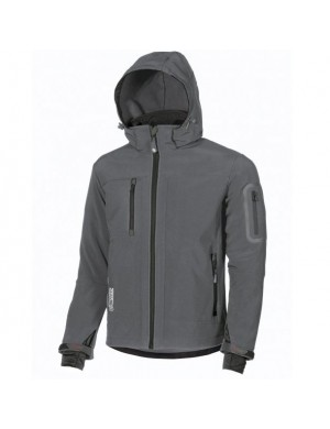 Softshell U-Power Metropolis Grey