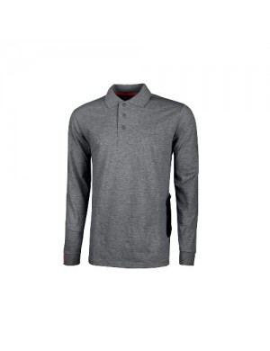 Polo Upower Live Grey Meteorite